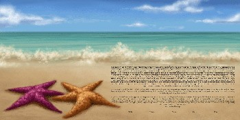 The Starfish Shore Ke­tubah
