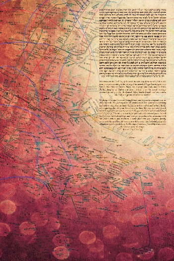 The New York Map Ke­tubah